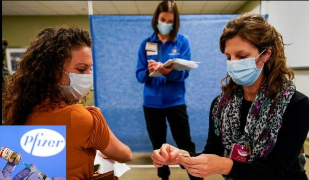 La FDA da aprobación total a la vacuna Pfizer y es la primera en lograrlo