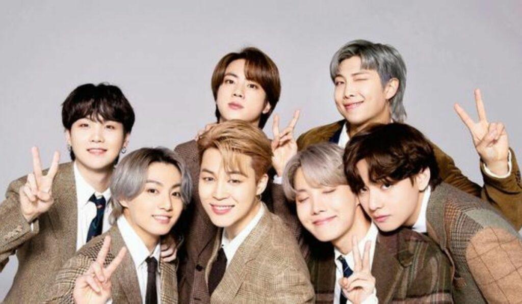 La banda BTS decide cancelar su gira del mundo por la pandemia
