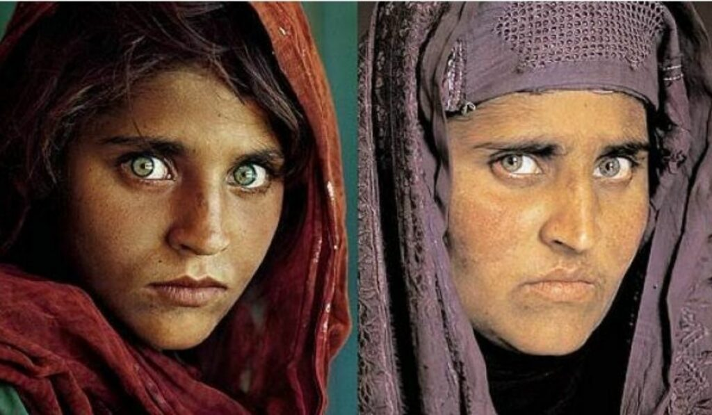 La niña afgana es tendencia nuevamente con los talibanes en Afganistán