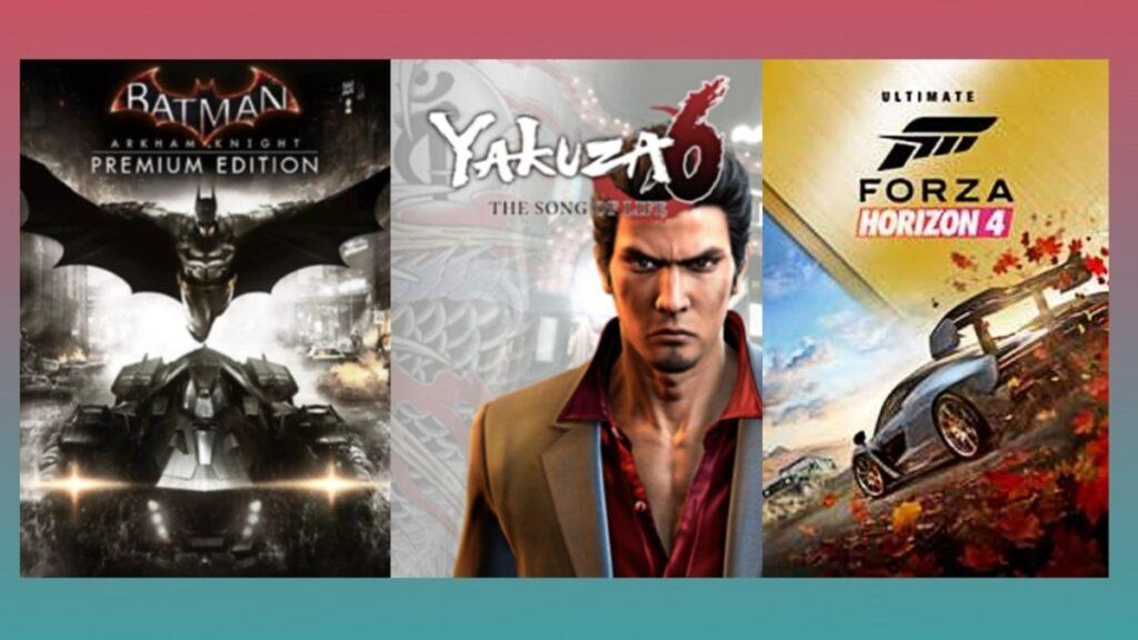 Videojuegos de mundo abierto de Acción-aventura en Game Pass