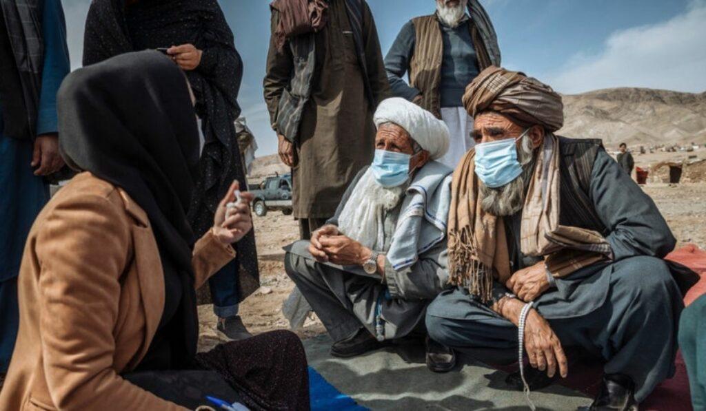 ONU en línea roja por tratamiento de los talibanes a las mujeres y niñas