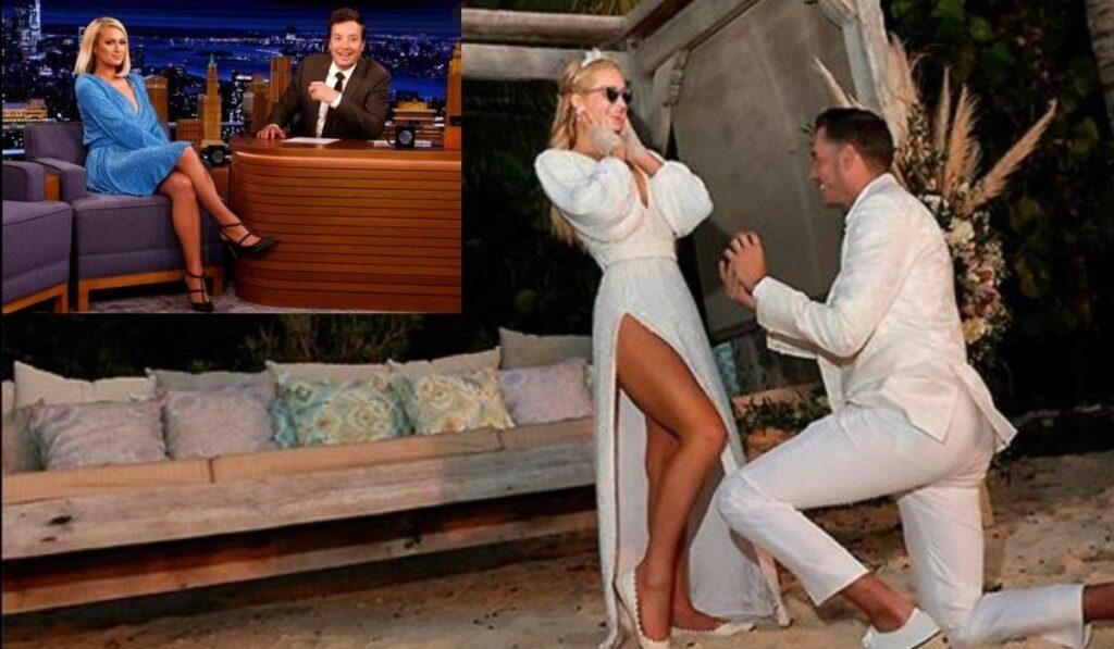 Paris Hilton Tendrá fiesta de tres días para celebrar su boda