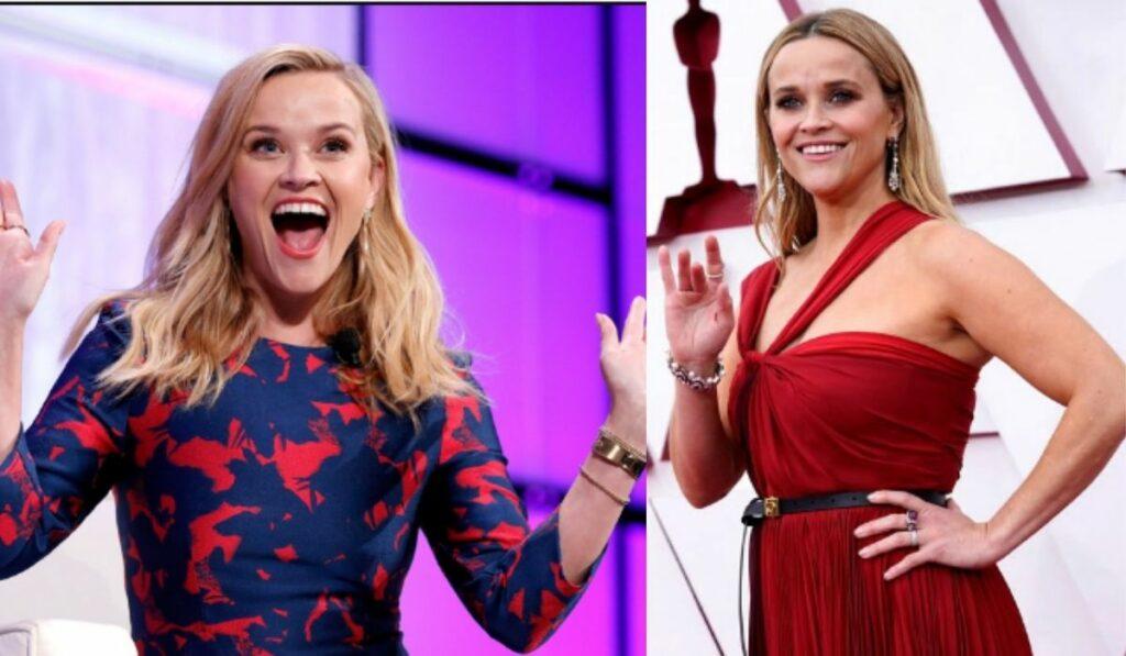 Reese Witherspoon La actriz de Hollywood mas adinerada del mundo