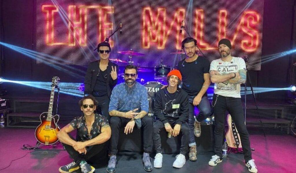 """The Mills retornarán al escenario con su show """"volver a empezar"""""""