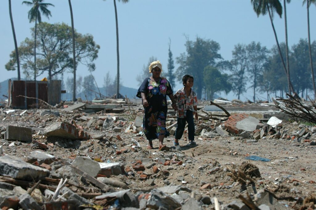 El sismo en Haití dejó a más de 30.000 familias sin hogares