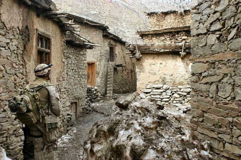cuentas de usuarios afganos