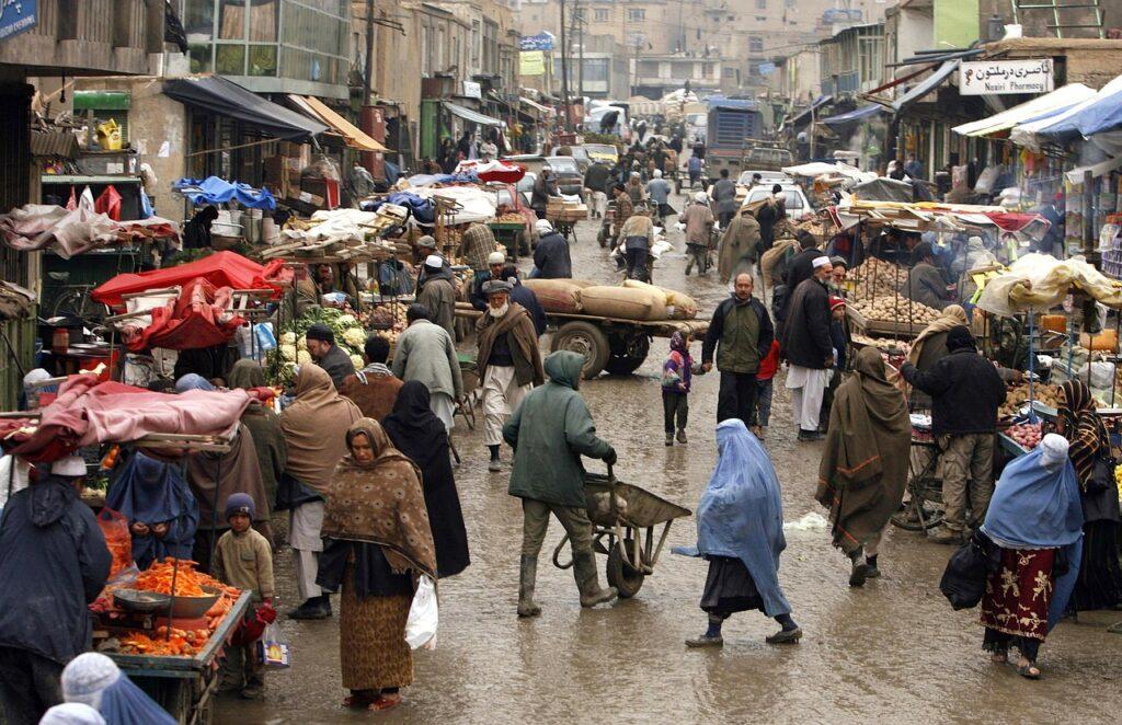 la vida de los afganos