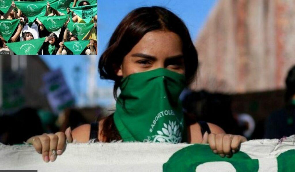 Día tildado de histórico la despenalización del aborto en México