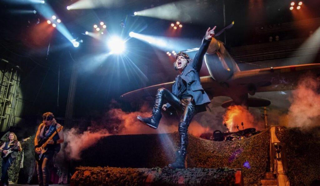 La banda Iron Maiden saca su nuevo álbum denominado Senjutsu