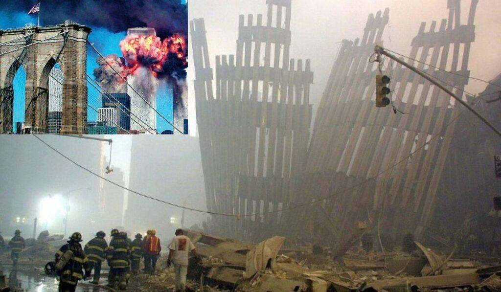 Se cumplen 20 años del ataque terrorista del 11 de septiembre de 2001