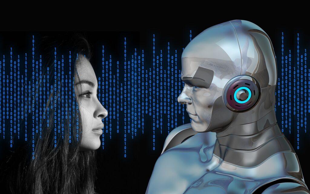La mirada de un robot, el valle inquietante