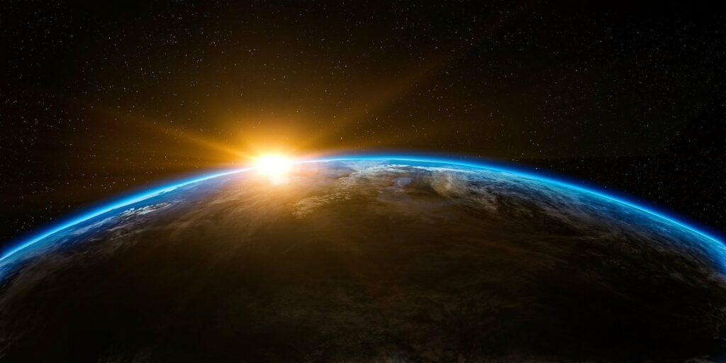 desde hace algunos años la Tierra tiene menos brillo